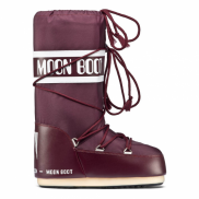 ПРЕДЗАКАЗ Moon Boot Nylon Burgundy р.35-41