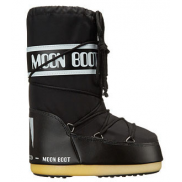 Moon Boot Black Kids