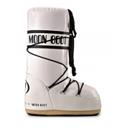Moon Boot Vinyl White