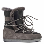 MB Far Side High Shearling Antracite