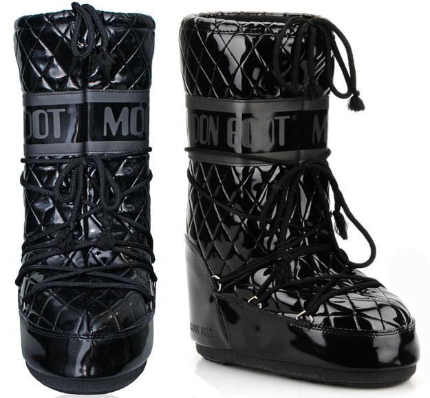 Moon Boot Queen Black « Каталог